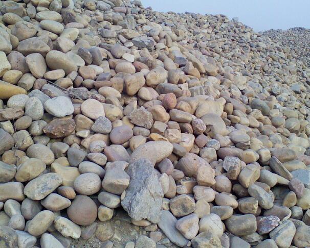 鹅卵石制沙机