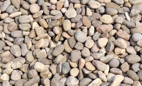 河卵石制沙机
