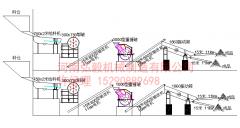 根据用户需求设计的制沙机两条生产线方
